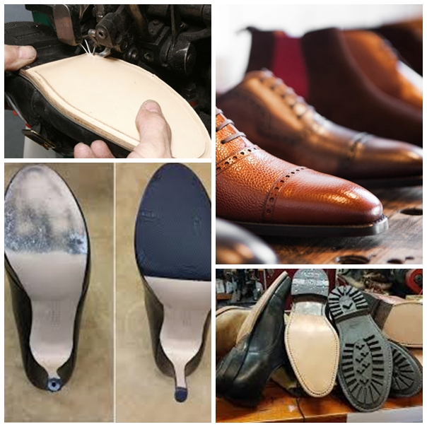 Traditional Shoe Repairs - re-sole shoes
