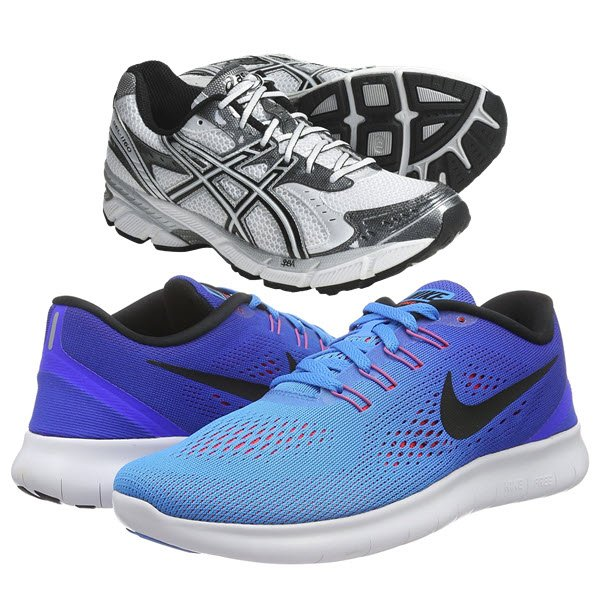 Running Shoe - Trainer Repair - Re-sole - new sole